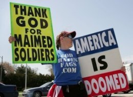 snyder v phelps essay Albert snyder has always sworn that he wasn't doing it for the money he wasn't  waging a four-year legal battle against westboro baptist.