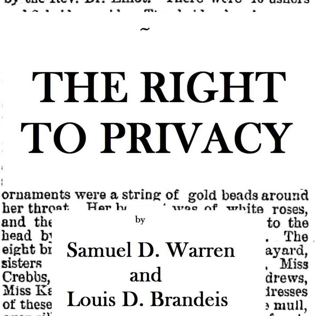 right to privacy California constitution, article 1, section 1the state constitution gives each citizen an inalienable right to pursue and obtain privacy back to top.
