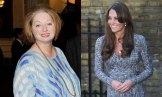 Hilary Mantel and the Duchess of Cambridge