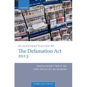 analysis of the defamation act 2013 New 'serious harm threshold' is aimed at discouraging trivial libel claims which waste courts' time.