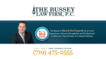 The Bussey Law Firm, Google+ cover photo, company page (1)