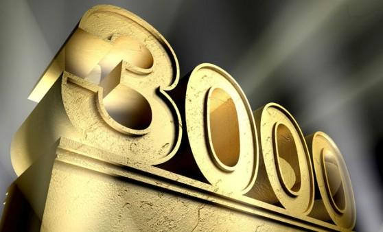 Шпилька - 3000 постов! - Поздравления и награды