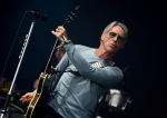 Paul Weller performs on the Pyramid stage at Worthy Farm in Somerset during the Glastonbury Festival in Britain, June 28, 2015. REUTERS/Dylan Martinez - RTX1I5QE