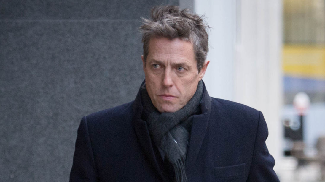 Hugh Grant: News: Hugh Grant Phone Hacking Case, Mirror Group Admits